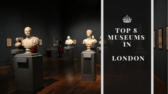 Visit London's Top 8 Museums by a City Taxi